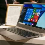 Ультрабуки Samsung Notebook 9 уже в продаже