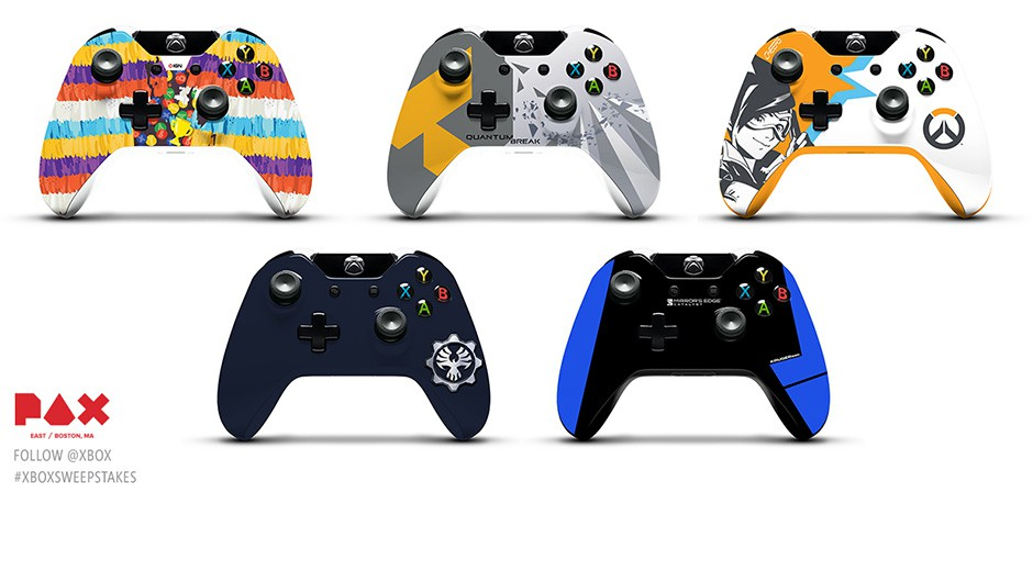 PAXEastControllers