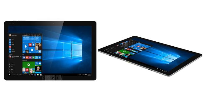 CHUWI HiBook 2 in 1 Ultrabook Tablet PC