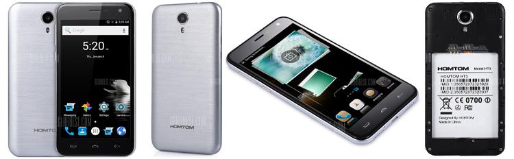HOMTOM HT3 3G Smartphone