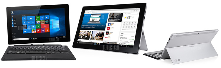 Jumper EZpad 5s Flagship 2 in 1 Ultrabook Tablet PC_1