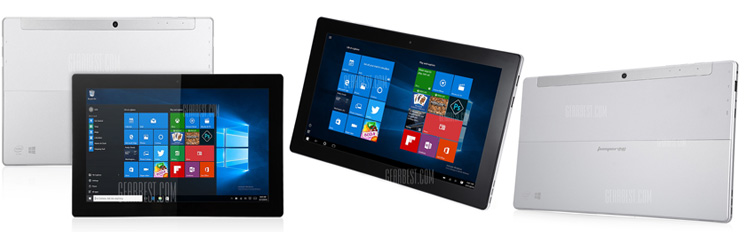 Jumper EZpad 5s Flagship 2 in 1 Ultrabook Tablet PC_2