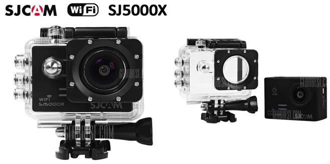Original SJCAM SJ5000X 4K Sport Action Camera