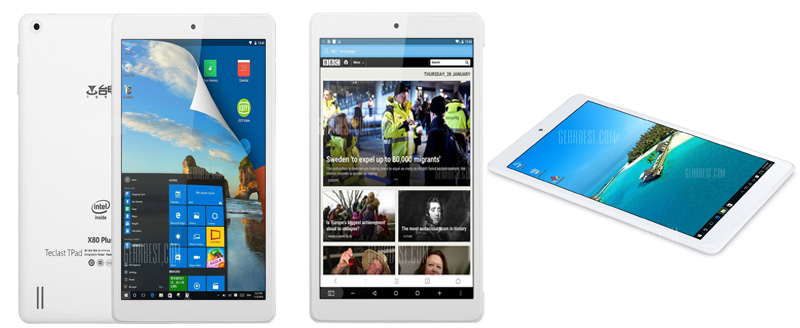Teclast X80 Tablet PC Plus