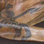 «Умная» татуировка, превращающая руку в тачпад