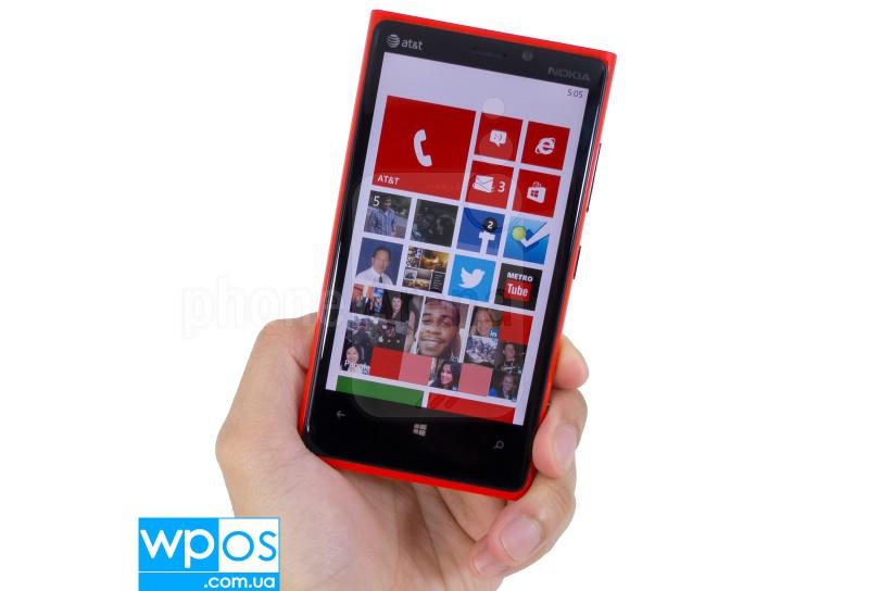 Nokia Lumia 920 подробный обзор