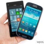 HTC 8X против Samsung Galaxy S3