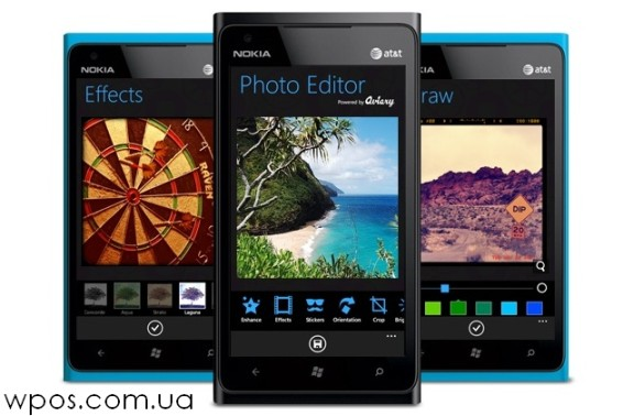 windows phone 8 редактор