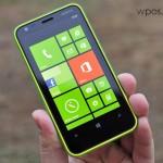 Lumia 620 распаковка