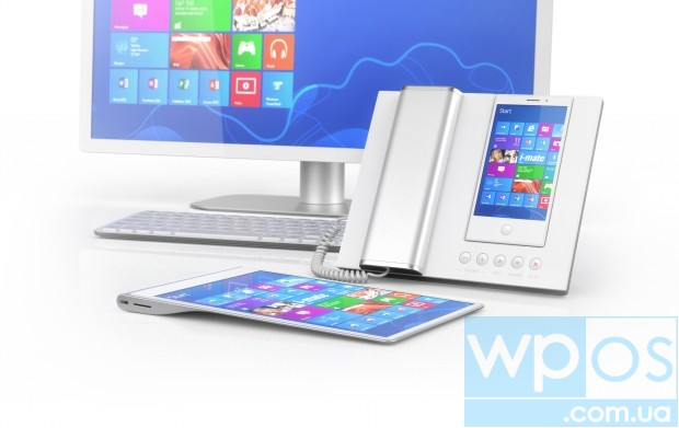 docking station iMate Windows 8 Phone