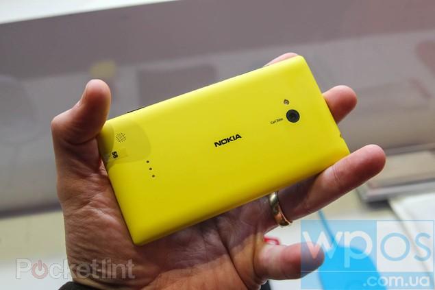 Nokia Lumia 720 примеры фото