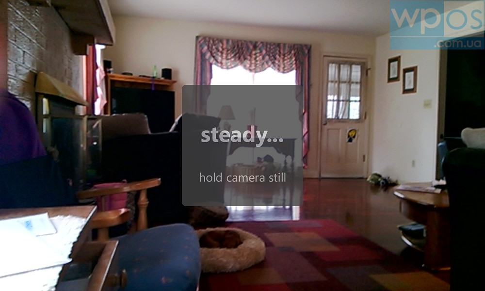 SteadyCam Screen