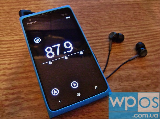 FM Radio Nokia Lumia Windows Phone 8