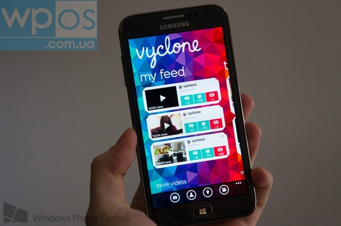 Vyclone Windows Phone 8