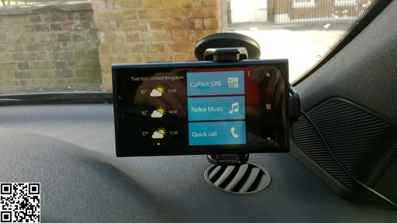 Nokia CR-200 обзор