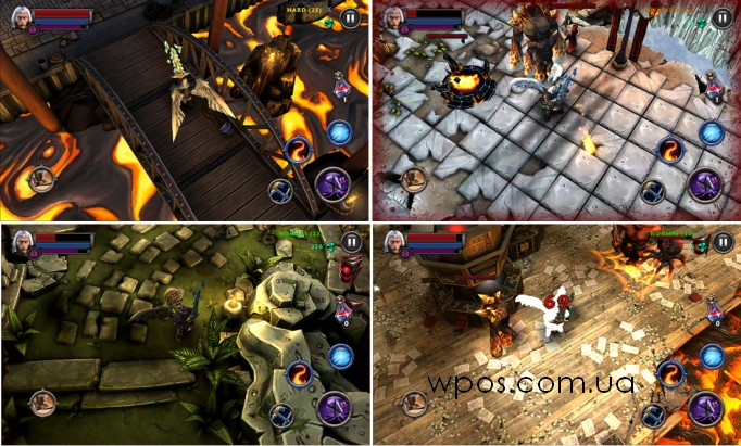SoulCraft для windows phone
