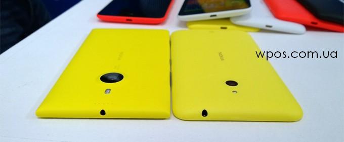 Nokia Lumia 1520 против Nokia Lumia 1320