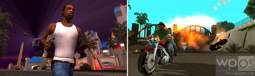 Grand Theft Auto San Andreas wp8