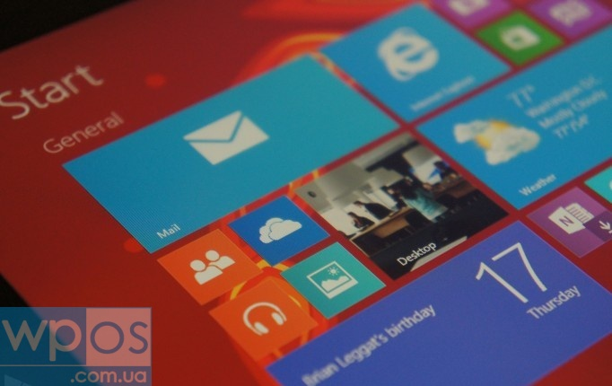 Windows 8 1 весна 2014