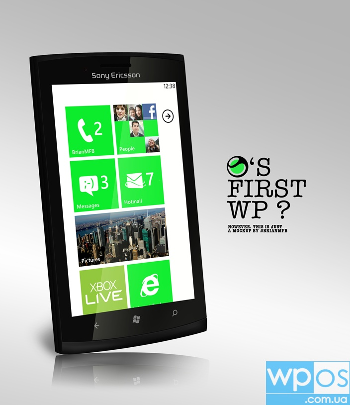 sony windows phone