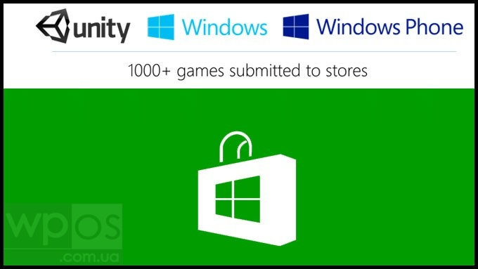 Unity-Windows-Store