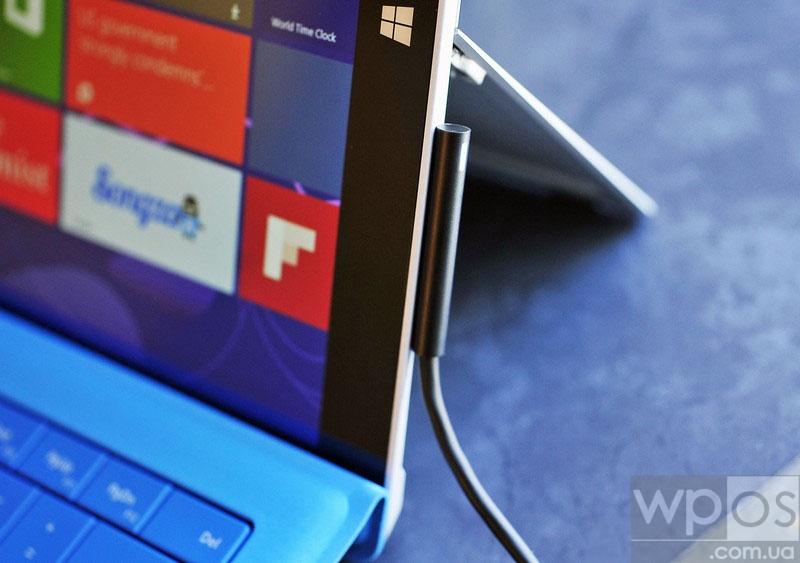 Surface Pro 3 разъем зарядное