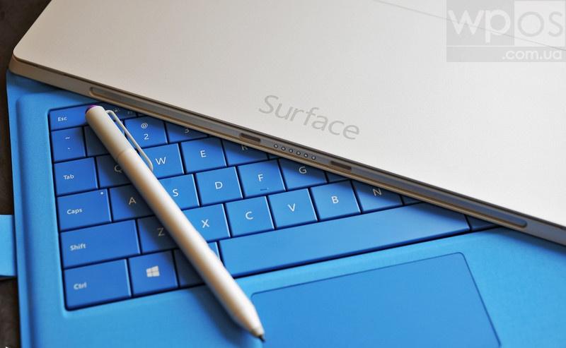 Surface Pro 3 wpos