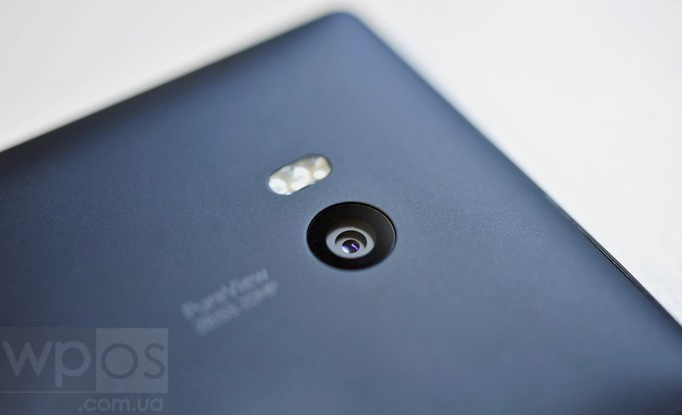 Lumia 930 камера