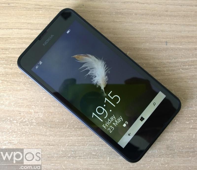 lumia 630 обзор