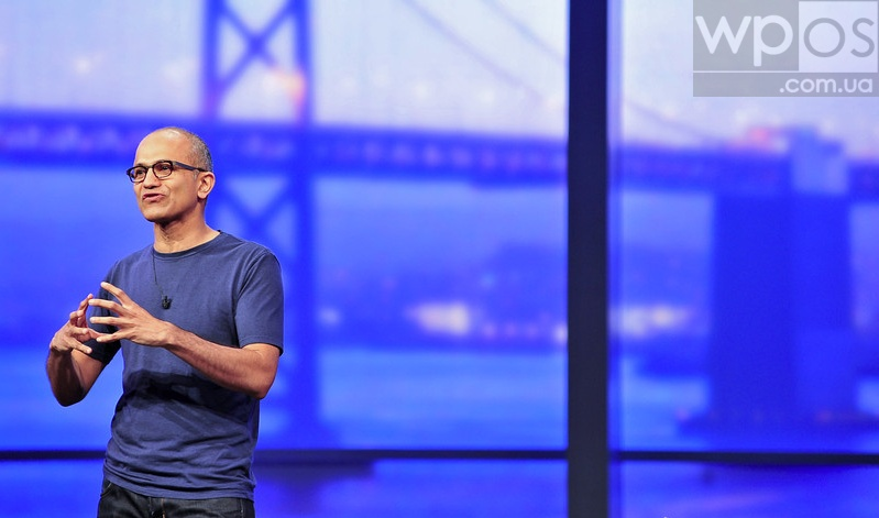 Sataya_Nadella_Build2014