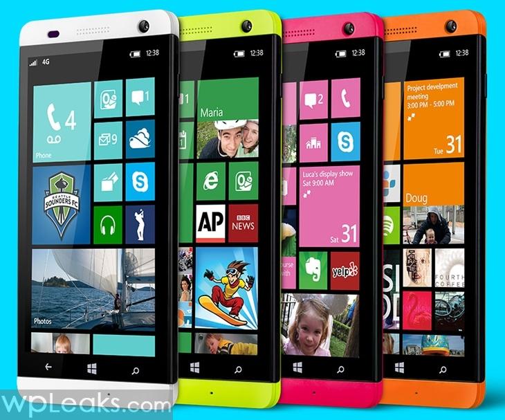 BLU win HD windows phone