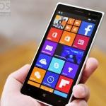 Lumia 830 получает второе обновление Windows Phone...