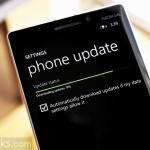Lumia 930 обновление
