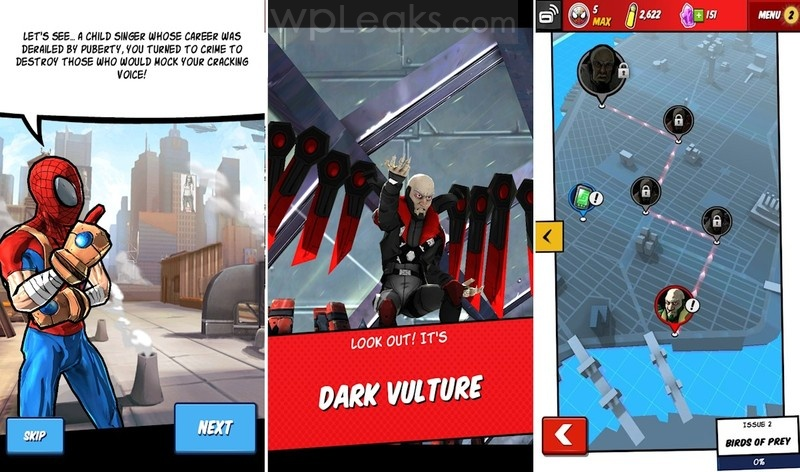 Spider-Man_Unlimited_Gameloft_story_mode