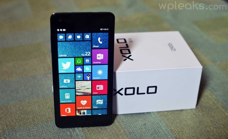 XOLO Win Q900s Windows Phone