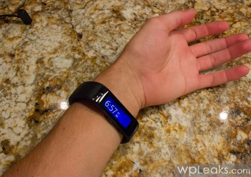 Microsoft Band