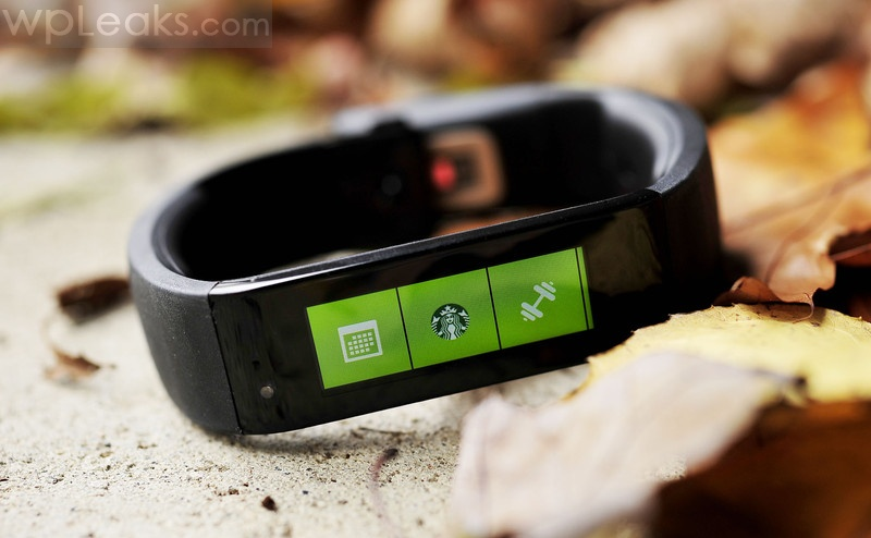 Microsoft Band xbox