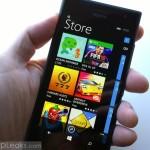 Nokia Lumia 730 store