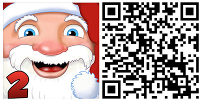 QR_Running_With_Santa