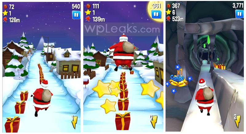 Running_with_Santa_Game
