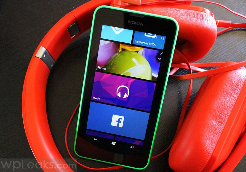 Xbox Music Lumia 630 Headphones