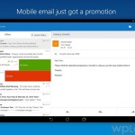 Outlook для ios и android