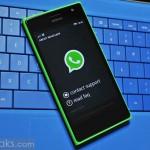 Небольшое обновление приложения WhatsApp для Windo...