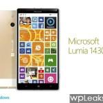 microsoft lumia 1430 concept