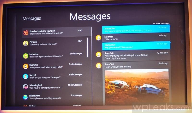 xbox-app-windows-10-messages