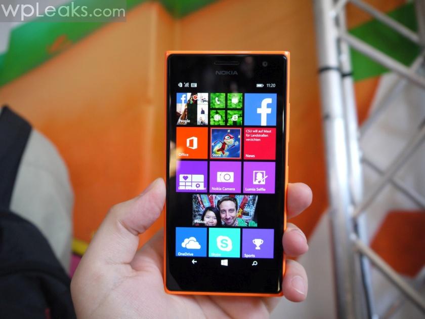 обзор Nokia Lumia 730