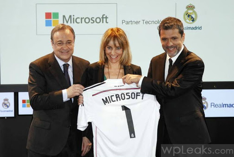 real-madrid-microsoft