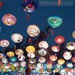 Тест камеры Lumia 830: праздник фонариков в Китае