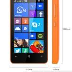 Новая Lumia 430 Dual SIM: технические характеристи...