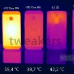 Перегрев HTC One M9 может повлиять и на Windows Ph...